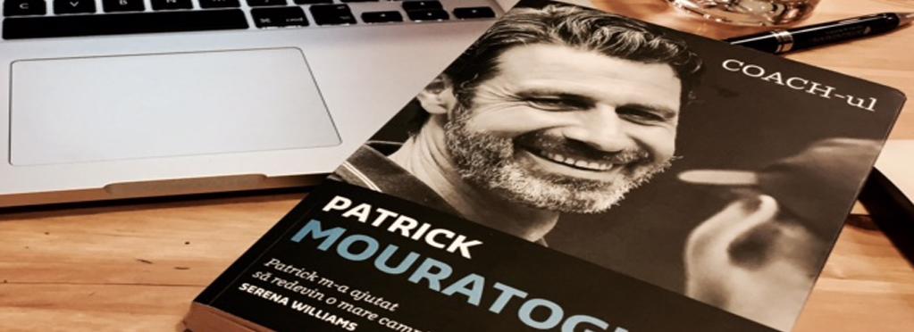 """Coach-ul""  Patrick Mouratoglou"